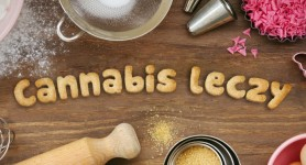 Cannabis leczy cookies